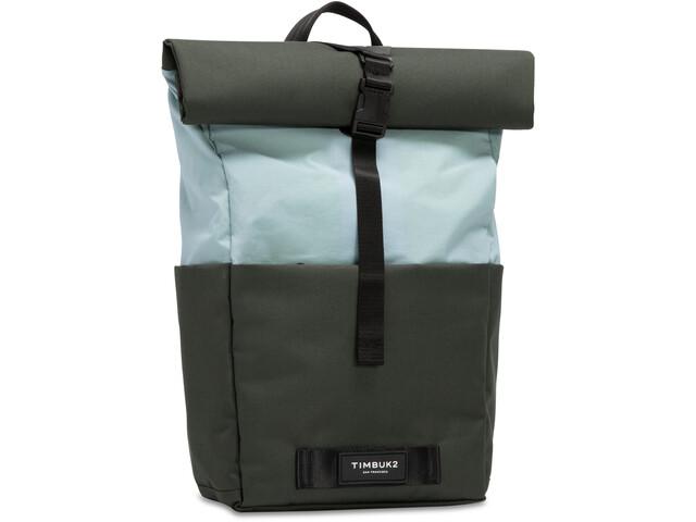 Timbuk2 Hero Laptop Rugzak, grijs/turquoise